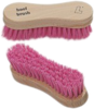 "Leistner Hufbürste ""hoof brush"" pink, 120x35 mm"
