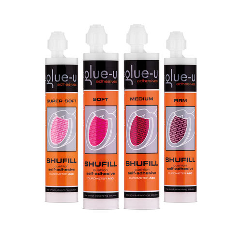 Glue-u SHUFILL - self-adhesive (Selbstkebend) - medium A50